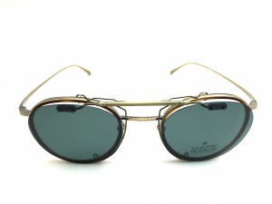 CLAYTON FRANKLYN SPECTACLES-Antique Gold